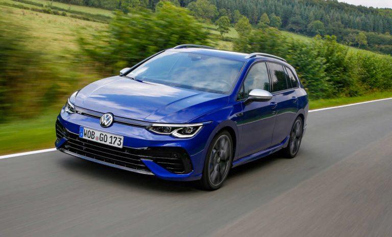 VW Golf R Variant: In allen Belangen überzeugend