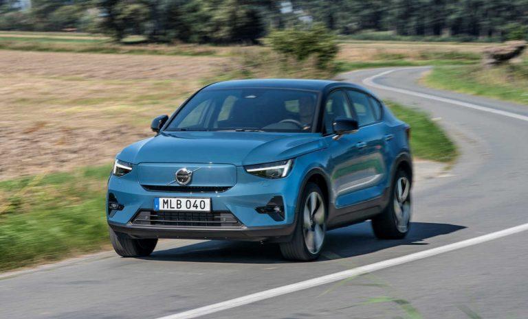 Volvo C40 Recharge: Elektro-Coupé mit Spaßgarantie