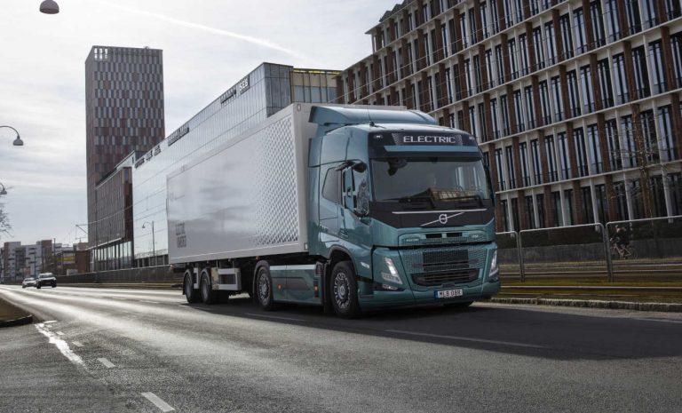 Volvo Trucks: Mit Bio-LNG den Übergang gestalten