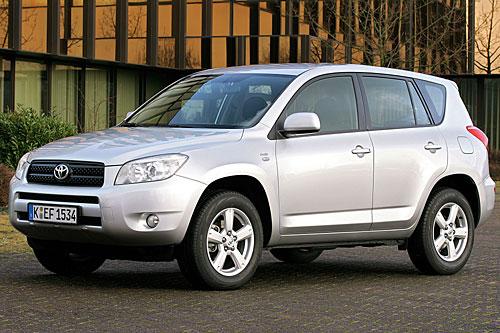Toyota in USA auf dem Vormarsch