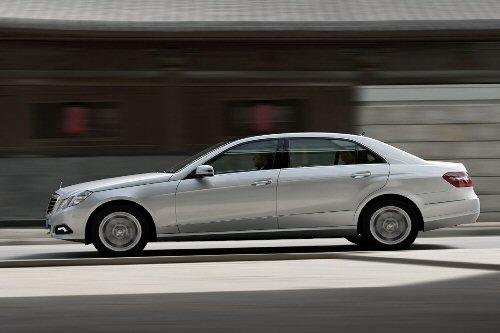 Langversion der Mercedes E-Klasse