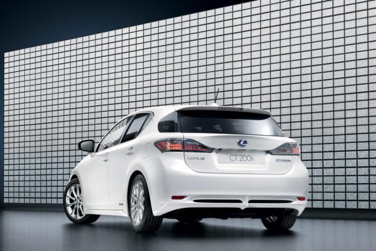 Preis für Lexus CT 200h steht fest