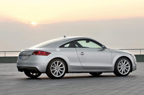 Der Audi TT des Modelljahres 2011