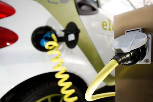 Deutsche Elektro-Autos holen auf