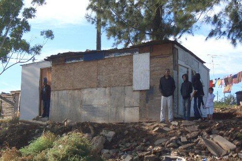Hütte in KwaLanga