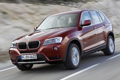 neuer bmw x3 wieder ein trendsetter. Black Bedroom Furniture Sets. Home Design Ideas