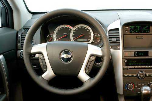 Der Chevrolet Captiva