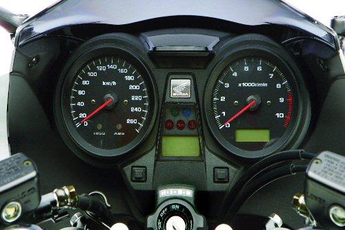 Das Cockpit der Honda CB 1300