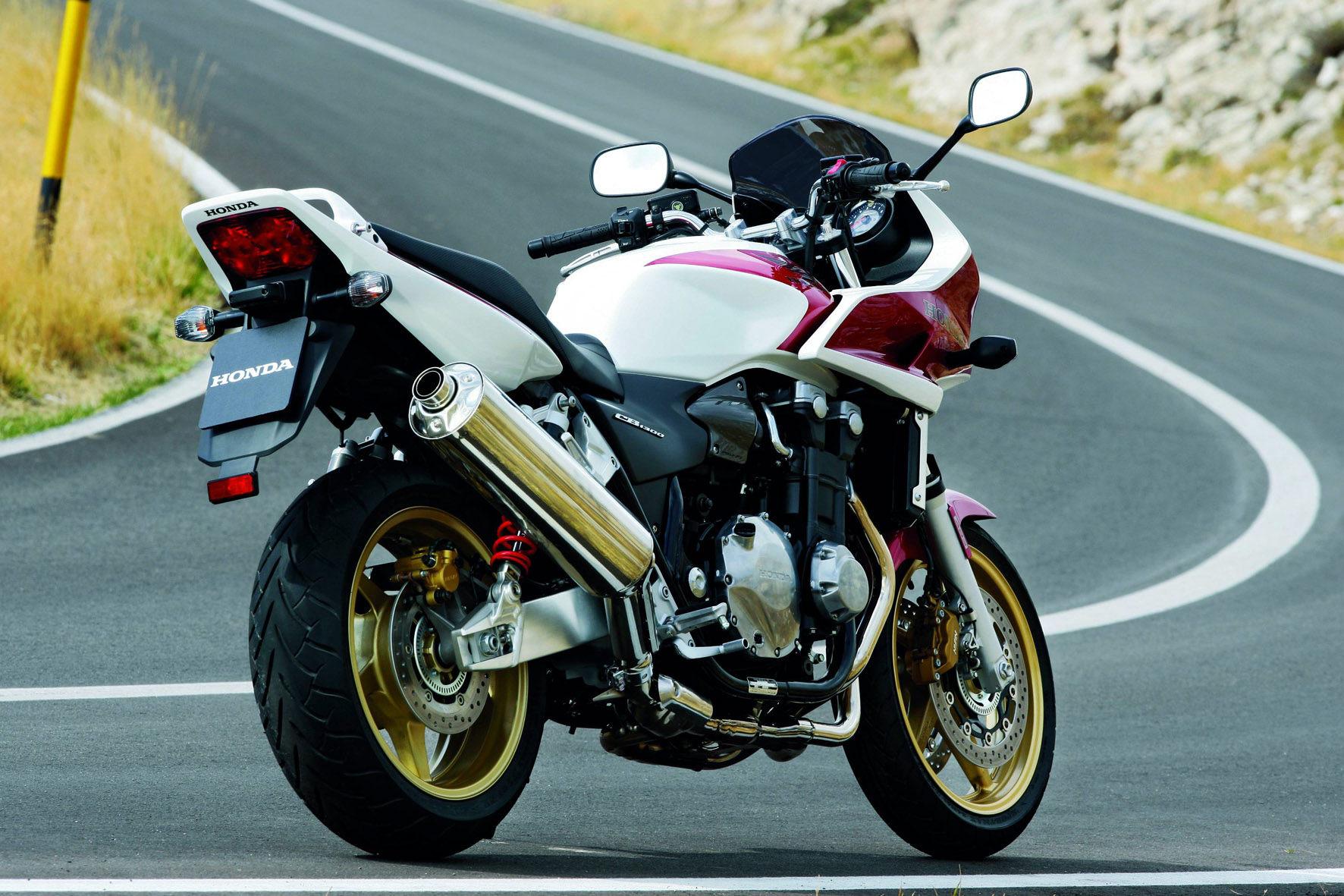 Die Honda CB 1300