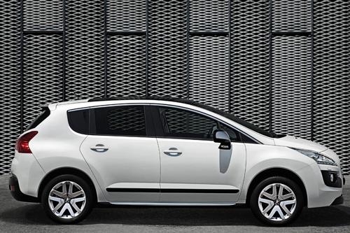 Peugeot 3008 Diesel-Hybrid