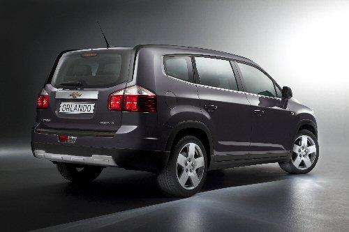 GM plant europäische Chevrolet-Produktion