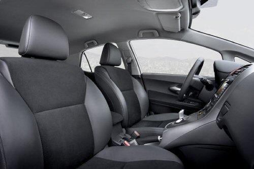 Der Innenraum des Toyota Auris
