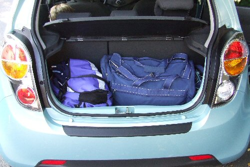 Der Chevrolet Spark