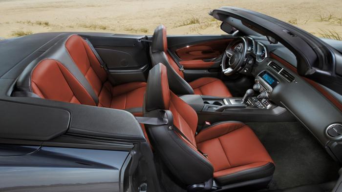 Das Chevrolet Camaro Cabrio