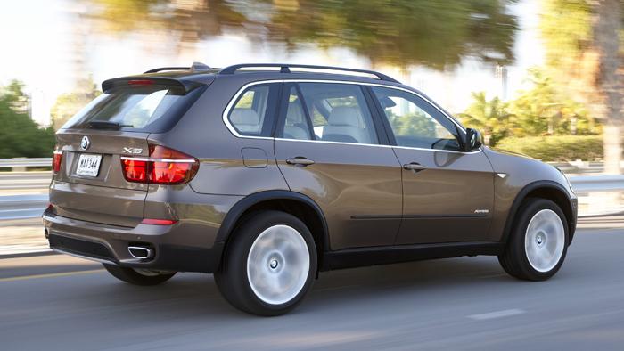 BMW startet in USA Rückruf