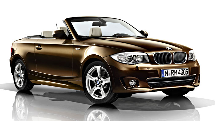 feinschliff f r coup und cabrio des 1er bmw. Black Bedroom Furniture Sets. Home Design Ideas
