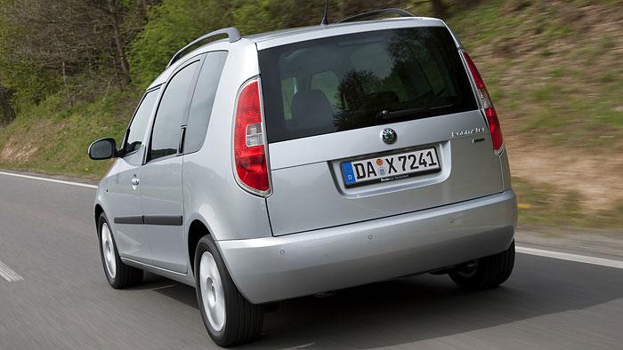 Opel Meriva Fordert Skoda Roomster Autogazettede
