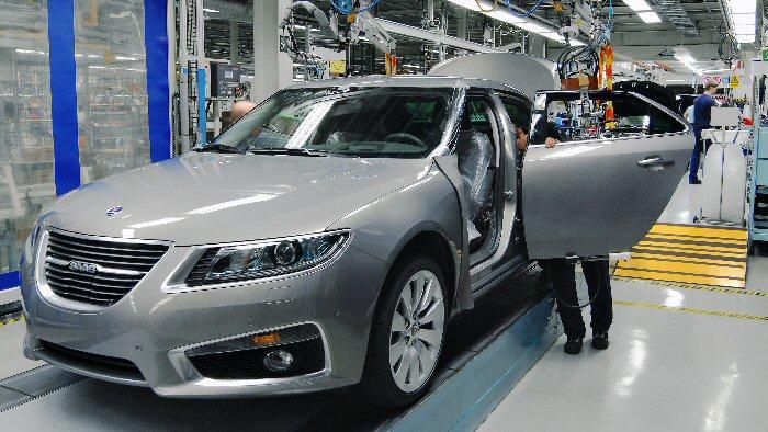 Saab kann seine Mitarbeiter nicht mehr bezahlen