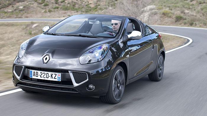 Renault peilt für 2013 drei Millionen Fahrzeuge an