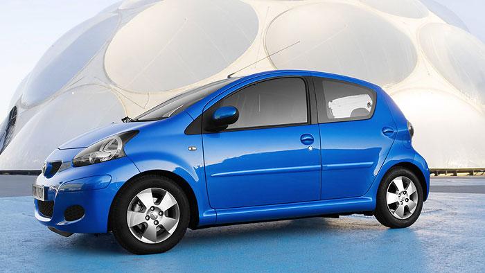 Peugeot, Citroen und Toyota: Unterschiedliche Drillinge