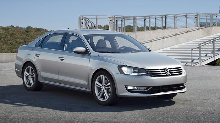 VW setzt große Hoffnungen auf den für die USA entworfenen Passat