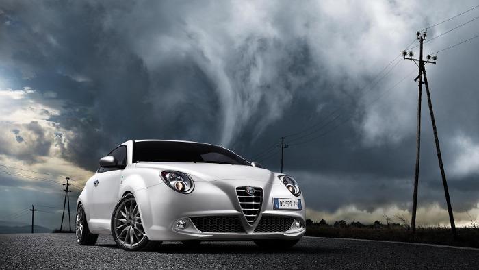 Mehr Start-Stopp für den Alfa Romeo Mito