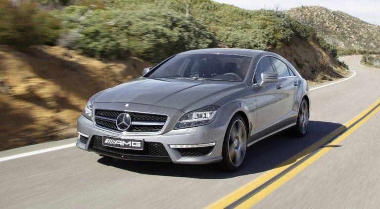 Mercedes CLS 63 AMG: Sparen trotz Höchstleistung