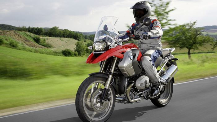 BMW Motorrad mit Rekordabsatz