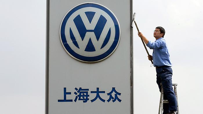 Automarkt China: Wachstum nimmt ab