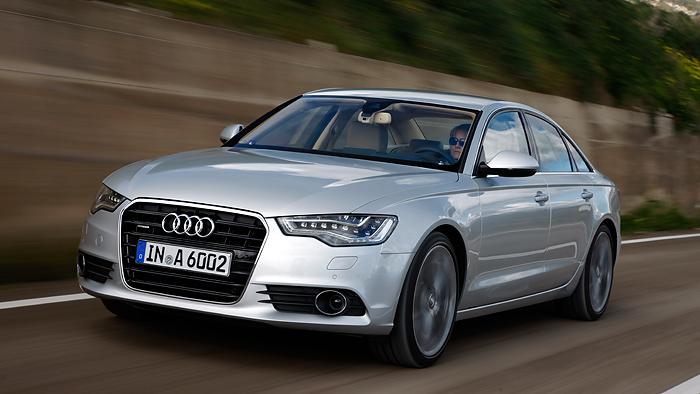 Audi A6 2.0 TDI: Spätstarter mit Erfolgsgenen