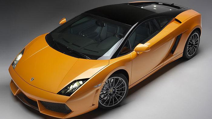 Sonderserie für den Lamborghini Gallardo LP 560-4