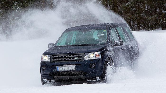 Land Rover Freelander 2: Geländewagen für das Gelände