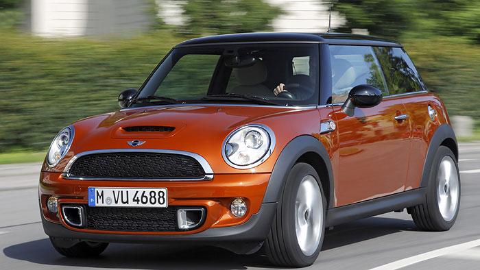 Neuer Top-Diesel für den Mini Cooper SD