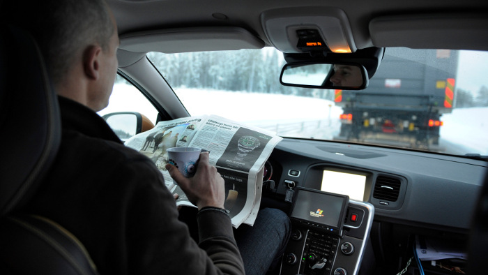 Volvo will den Autopiloten ab 2020 anbieten