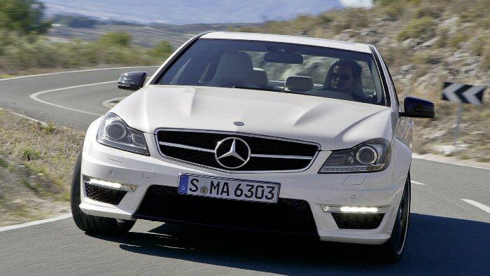 Mercedes C63 AMG: Höchstleistung in der Mittelklasse