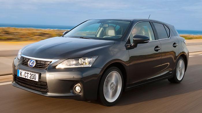Lexus CT 200h: Prius für Reiche