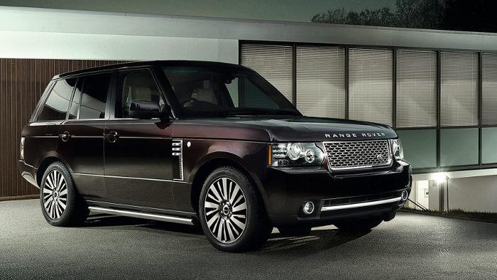 Der iPad- Range Rover