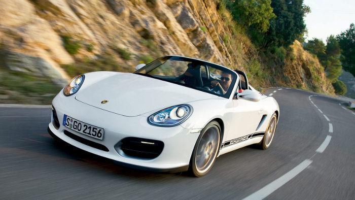 Porsche Boxster: Retter mit Macken