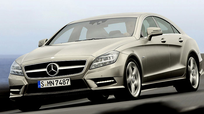 """Mercedes plant """"kleinen"""" CLS"""