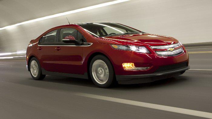 Chevrolet Volt: Ausweg aus dem Reichweiten-Dilemma