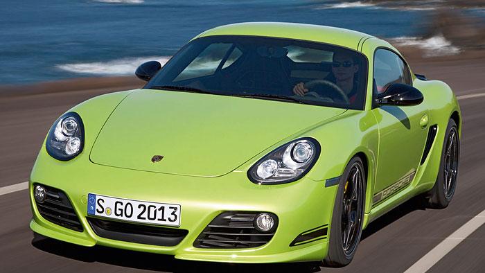 Porsche Cayman R: Zweisitzer mit Magersucht
