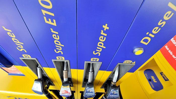 benzinpreise in eisenach