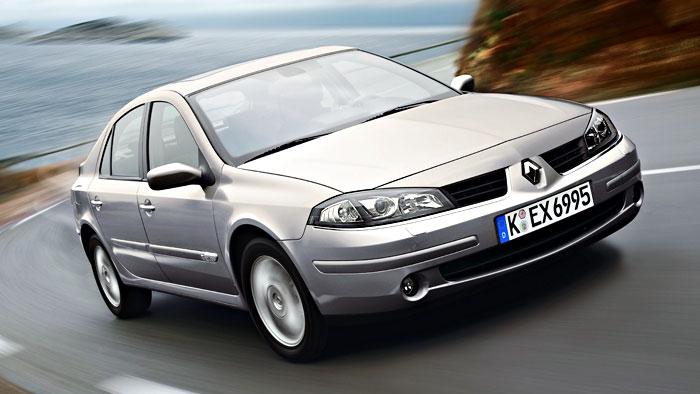 Renault Laguna: Zwischen Pannen und Sternen