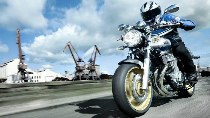 Yamaha XJR 1300: Eine fürs Herz