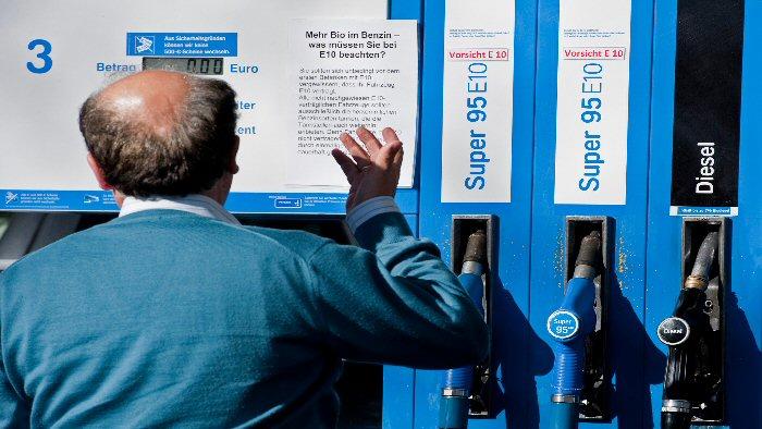 BP: Verbraucher sollen E10-Kosten tragen