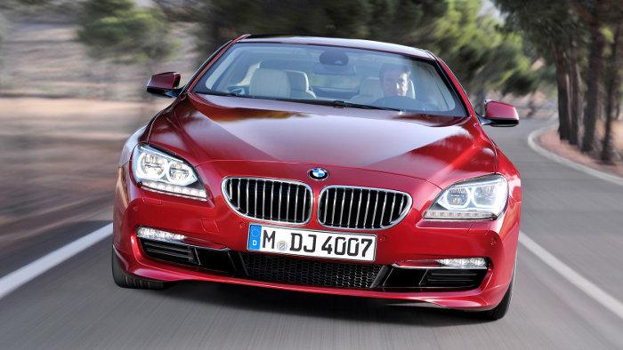 BMW 6er Coupé: Alles Öko, oder was?
