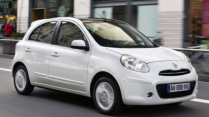 Nissan Micra: Erwachsen geworden
