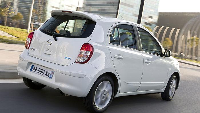 Nissan Micra: Das Eckige wird zum Runden