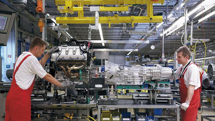 Autobauer vor Umsatzplus von zehn Prozent