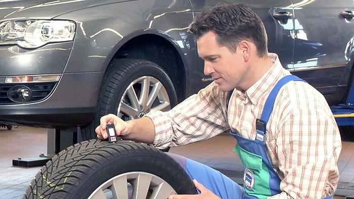 Viele Autofahrer kennen Profiltiefe ihres Reifens nicht